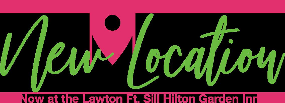 New location - now at the Lawton Ft Sill Hilton Garden Inn